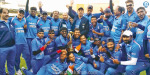 India-Pakistan Blind Cricket World Cup final wins hearts