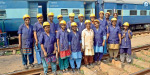 Trivandrum railway line Women who have a record