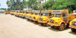75 percent of lorries across Tamil Nadu have been stopped by sand mining