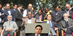 Chief Justice Dipak Misra reconciled with 4 judges throwing the battlefield