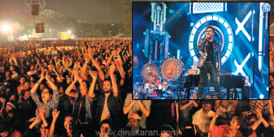 25 years of cinematography: AR Rahman musical show cheers fans in Chennai
