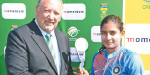 4th half-century: India's second win in Mithali Raj record
