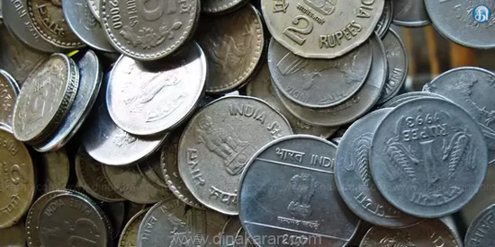 Coins production stoppage: Central government decision