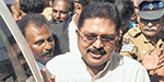 Dinakaran filed a petition in the Delhi High Court seeking permission to contest AIADMK