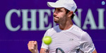 Chennai Open: Thompson Champion