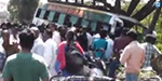30 people were injured in the bus accident near Thiruvarur