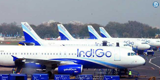 IndiGo and Co Air Company canceled 65 flights with the order of the Ministry of Aviation