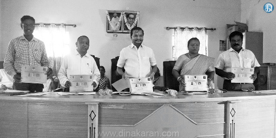 85.03 lakh surplus budget in the Urban Urban Council