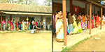 Assembly election in Tripura has begun: voting in civilian polls