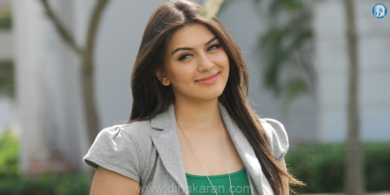 Actress Hansika complained to the actor's association