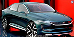 Tata E Vision Electric concept car