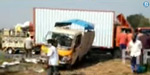 Bus-van collision: 9 people died in Kanchipuram