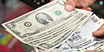 Indian rupee against the dollar rose 16 points