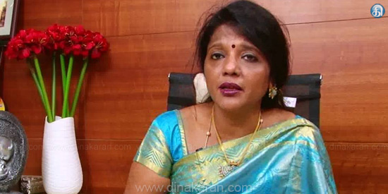 Dr. Jayarani interviewed about 'women who have failed many times in the IFA'