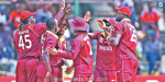 West Indies qualify for the 2019 World Cup series