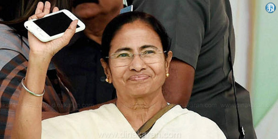 Congratulations to the Tamil brothers and sisters for good health and prosperity: West Bengal Chief Minister Mamata Banerjee!