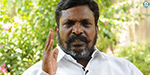 Enforcement of the Abuse Prevention Act 9th Schedule 28th demonstration in Chennai: Thirumavalavan announcement