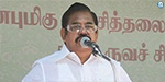Jayalalithaa is the only leader who led the party as a boutique in the country: Chief Minister praises