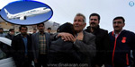Iran plane crash: Hunt for flight EP3704 delayed as blizzard conditions make site inaccessible, Rouhani orders probe
