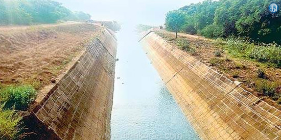 Request for Tamil Nadu Andhra Pradesh government to order 3 TMC water