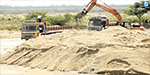 No one is taking the contract Tender for 5 Sand Quarries: Tender ends on April 4