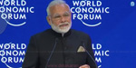 The world is shrinking by the principle of globalization: Prime Minister Modi speech at the World Economic Forum