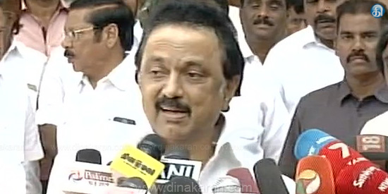 MLAs will not accept pay increases; DMK MLAs have signed and signed to the speaker; MK Stalin