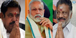 Modi forced to work with Edappadi Palaniasam: O. Panneerselvam