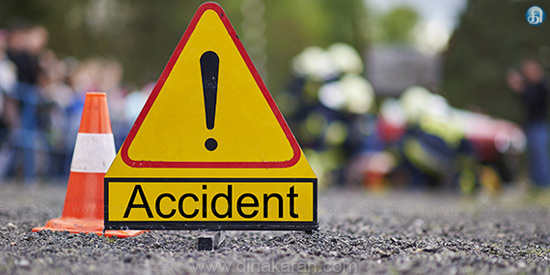 Five deaths in Hosur accident
