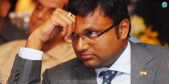 Aircel-Maxis case: Karthi Chidambaram's assets worth Rs 1.16 crore