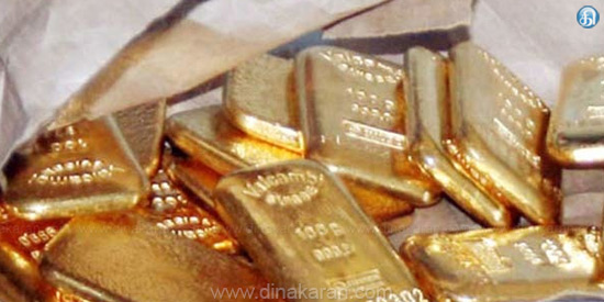 Rs 72 lakh gold seized at Chennai airport: net