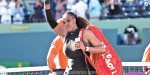 Serena shock in the first round