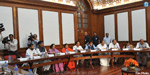 union Cabinet meeting to take place at 11.30 am.