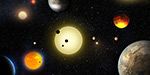 100 new planets outside the solar system: NASA information