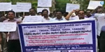 Demonstrate government doctors in Tamil Nadu to emphasize 3 point demands