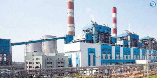 1000 MW power generation at Vallur Thermal Power Station
