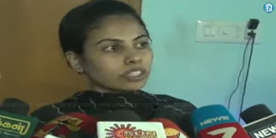 Acting rapidly and survived by jumping into the ditch: the woman who interviewed kurankani fire