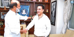 My style in politics is different from another Kamal style: Rajini interviewed after meeting Kamal