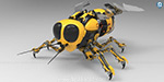 NASA proposal to send robot bees to study the planet Mars