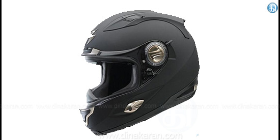 New Innovation for Students Only wearing a helmet Vehicles can be run