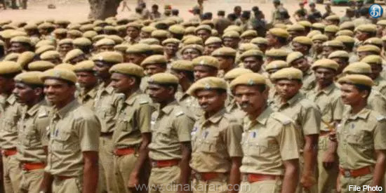Pongal celebration on the 16th Police protection in Chennai