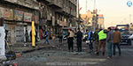 Suicide attack in Baghdad kills at least 27, wounds 64