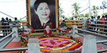 Why delaying the construction of the late Chief Minister Jayalalitha?