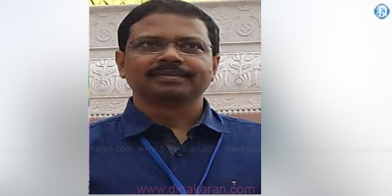 Satyabrata Sahu appointed as Chief Election Officer of Tamil Nadu