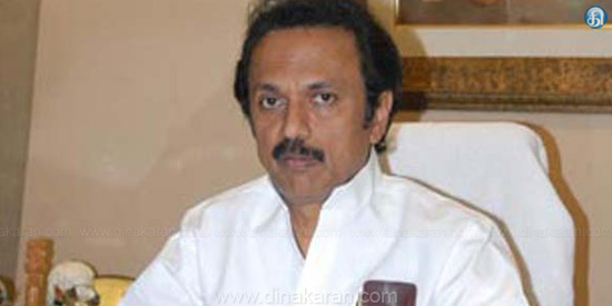 MLAs raise wage bill: We will not buy salaries for transport workers: MK Stalin