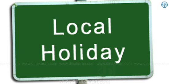 Image result for LOCAL HOLIDAYS