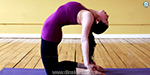 Yoga gives the solution of the thyroid!