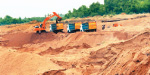 Cement, sand prices increase