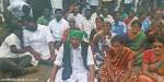 Vaiko protest leaders condemned the baton