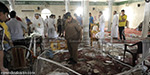 30 people killed in Saudi bomb attack : IS terrorist  responsibility